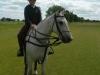 Atiya and Nacho at polo