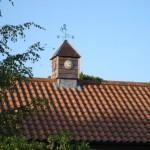 The Wodehouse courtyard clock
