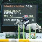 Chesterfield Z and Atiya